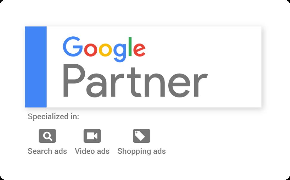 Mind & Metrics is a Google Partner