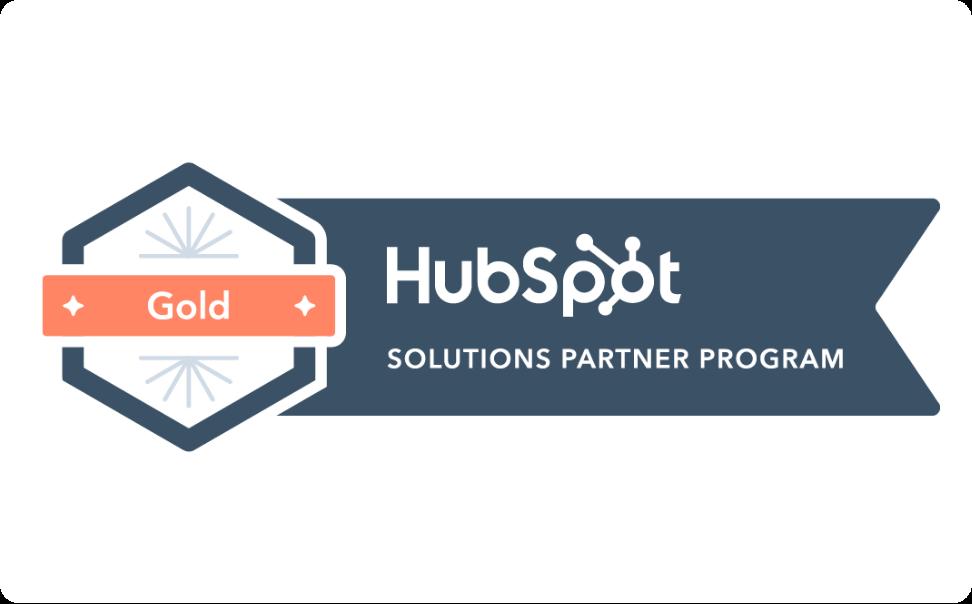 Mind & Metrics is a HubSpot Gold Partner
